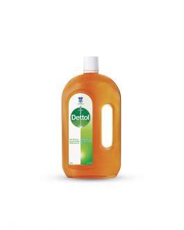 Dettol Antiseptic Brown Liquid 1L