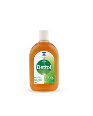 Dettol Antiseptic Brown Liquid 500ml