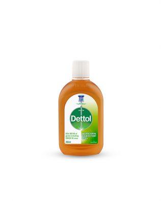 Dettol Antiseptic Brown Liquid 250ml