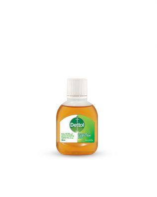 Dettol Antiseptic Brown Liquid 50ml