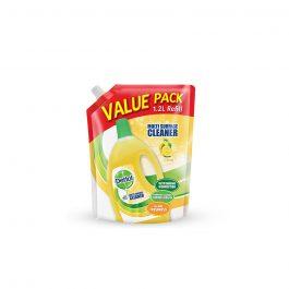 Dettol Multi Action Cleaner Citrus Refill Pouch 1.2L