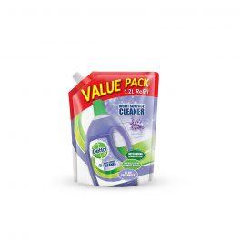 Dettol Multi Action Cleaner Lavender Refill Pouch 1.2L