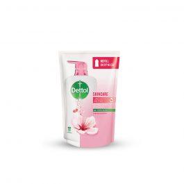 Dettol Shower Gel Skincare 900ml Value Refill Pouch