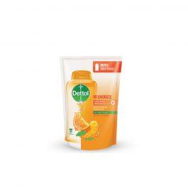 Dettol Shower Gel Re energize Refill Pouch 450ml