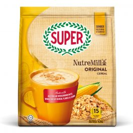 Super NutreMill 3 in 1 Original Cereal 28G X 15 Sachets – 1675048