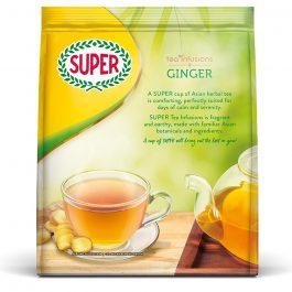 Super Ginger Tea Tea Infusion Drink 20G X Sachets -8051859