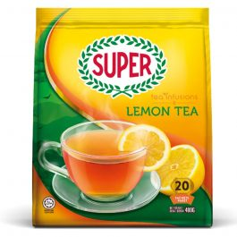 Super Lemon Tea Tea Infusion Drink 20G X Sachets – 1675043