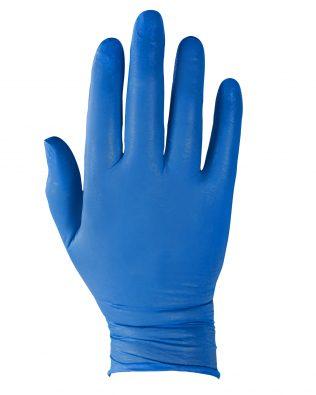 KleenGuard™ G10 Nitrile Ambidextrous Gloves 90096 – Arctic Blue,  S,  1×200 (200 gloves)