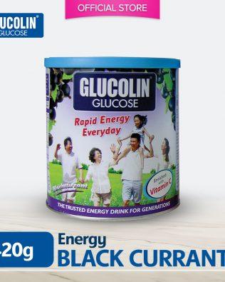 Glucolin Blackcurrant 420G