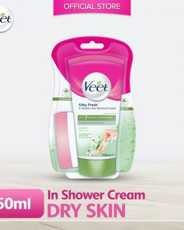 Veet In Shower Dry Skin 150g