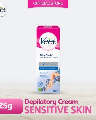 Veet Cream Sensitive Skin 25g