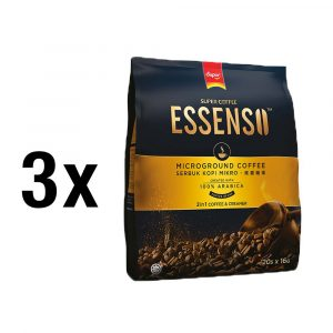 ESSENSO MicroGround Coffee – 2 in 1 Coffee & Creamer (1 pack/ 2 packs)