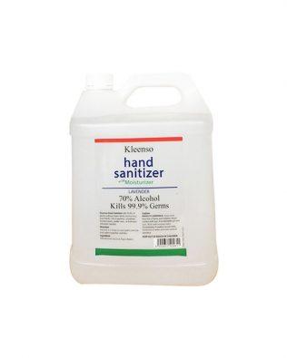 Kleenso Hand Sanitizer 70% Alcohol – 4L