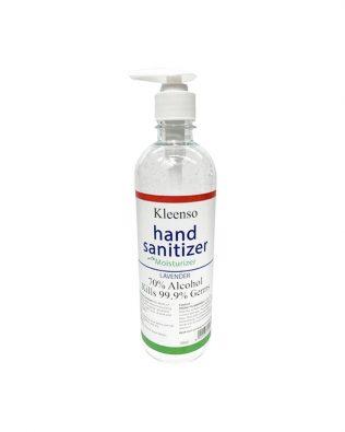 Kleenso Hand Sanitizer 70% Alcohol – 500ML