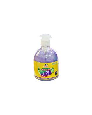 Kleenso Moisturising Hand Soap 500ml – Green Apple / Lavender