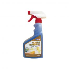 Kleenso Anti-Dust Glass and Aluminium Frame Cleaner 500ml – KHC813
