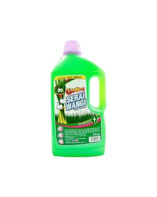 Kleenso Goood Floor Cleaner 2.2L – Lavender / Floral / Serai Wangi / Lemon