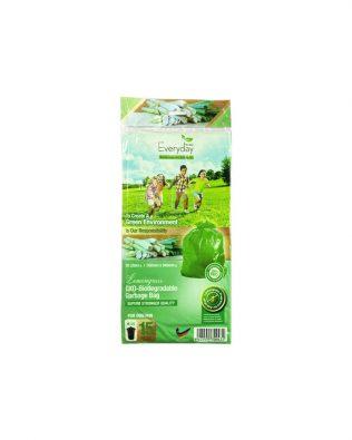 Everday S25 Oxo-Biodegradable Garbage Bag S size (470mm x 550mm) 25pcs – Lemongrass (Green)