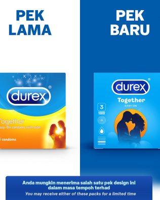 Durex Together 3's