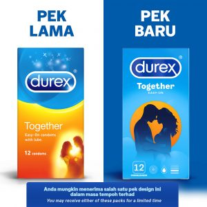 Durex Together 12's