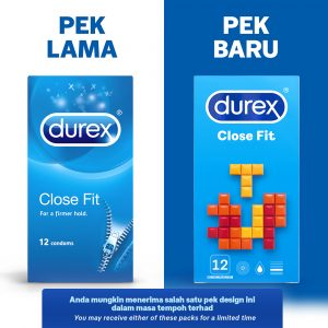 Durex Close Fit 12's