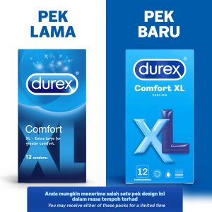 Durex Comfort XL 12's
