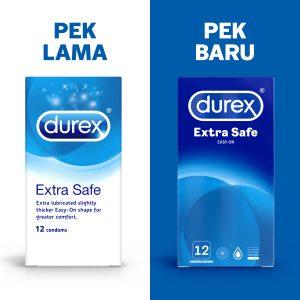 Durex Extra Safe 12's