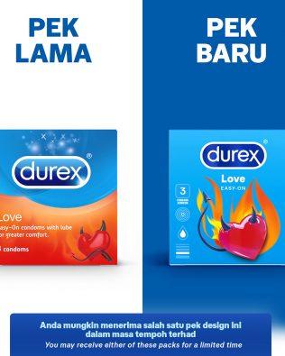 Durex Love 3's