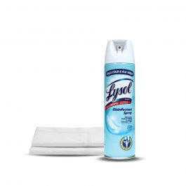 Lysol Disinfectant Spray 340gm – Crisp Linen / Citrus Meadows / Morning Breeze