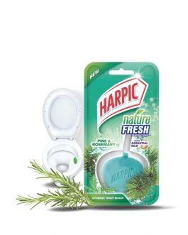 Harpic Nature Fresh 40g – Pine & Rosemary / Citrus & Grapefruit Splash / Lavender & Sage