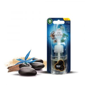 Air Wick Life Scents Air Freshener Plug In Refill 19ml – Mystical Garden / Turquoise Oasis