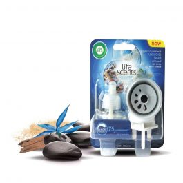 Air Wick Life Scents Air Freshener Turquoise Oasis Plug In Diffuser 1pc