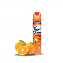 LYSOL Disinfectant Spray Scent 510g – Crisp Linen / Citrus Meadows