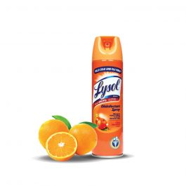 Lysol Disinfectant Spray 170g – Citrus Meadows / Morning Breeze / Fresh Blossom / Crisp Linen