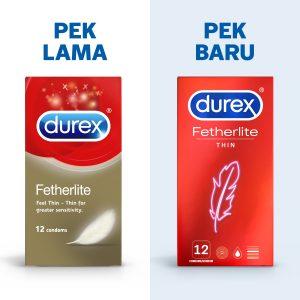 Durex Fetherlite 12's