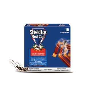 Shieldtox Hexagon Mosquito Coil – 10 pieces
