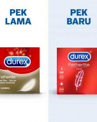 Durex Fetherlite 3's
