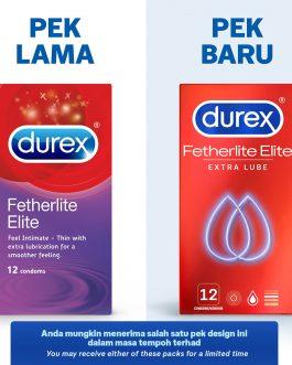 Durex Fetherlite Elite 12s