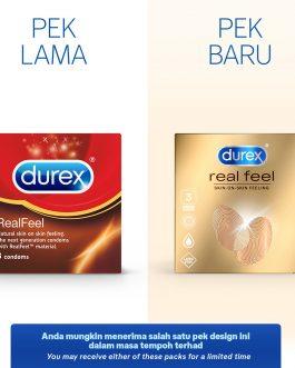 Durex Real Feel 3's