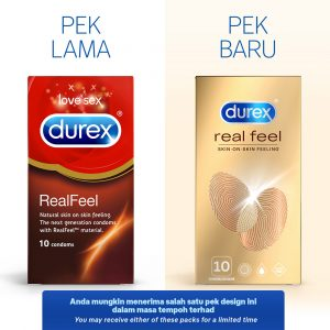 Durex Real Feel 10's