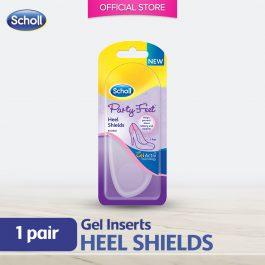 Scholl Party Feet Gel Heel Shields