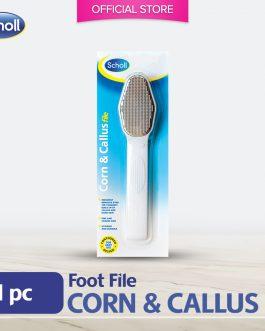 Scholl Corn & Callous Foot File