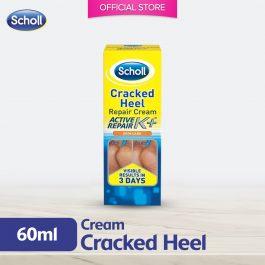Scholl Cracked Heel Repair Cream with Active K+ 60ml