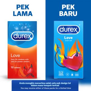Durex Love 12's