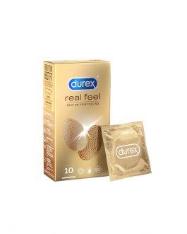 Durex Real Feel 10's