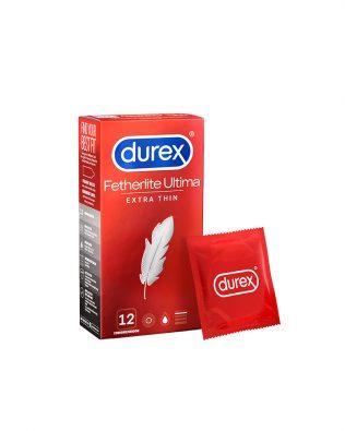 Durex Fetherlite Ultima 12's