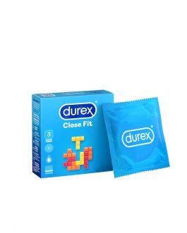 Durex Close Fit 3's