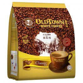 OLDTOWN White Coffee 3 in 1 Classic Instant Premix White Coffee 38g x 15 sticks