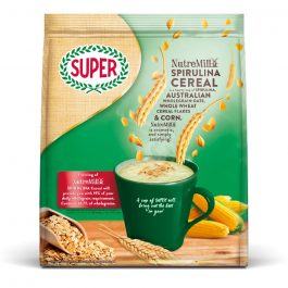 Super NutreMill 5 in 1 Spirulina With Oat 30G X 15 Sachets – 1675069