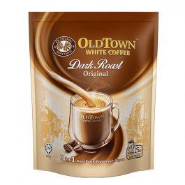 OLDTOWN White Coffee Dark Roast 3-in-1 Original Instant Premix White Coffee 25g x 10 sticks